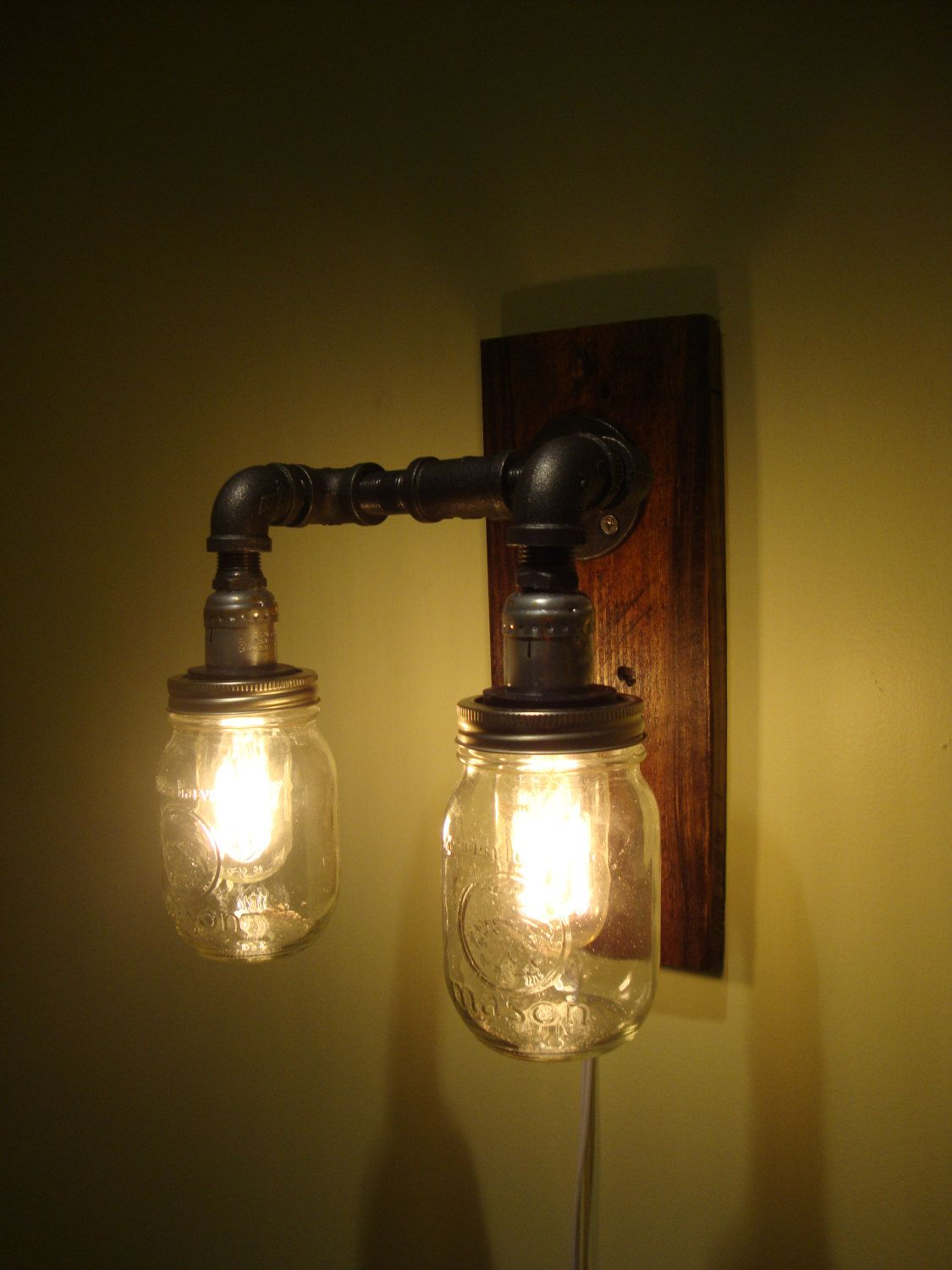 Amy Meier: Vintage Parchment Lamp and