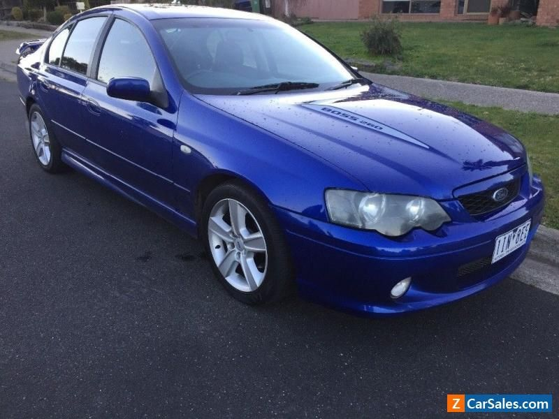 Ford Ba Xr8 Ford Falcon Forsale Australia Motorcycles For Sale Ford Falcon Ford