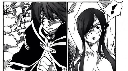 Horny Jellal Found Erza Naked And Tied And Ready For Him Says Tumblr