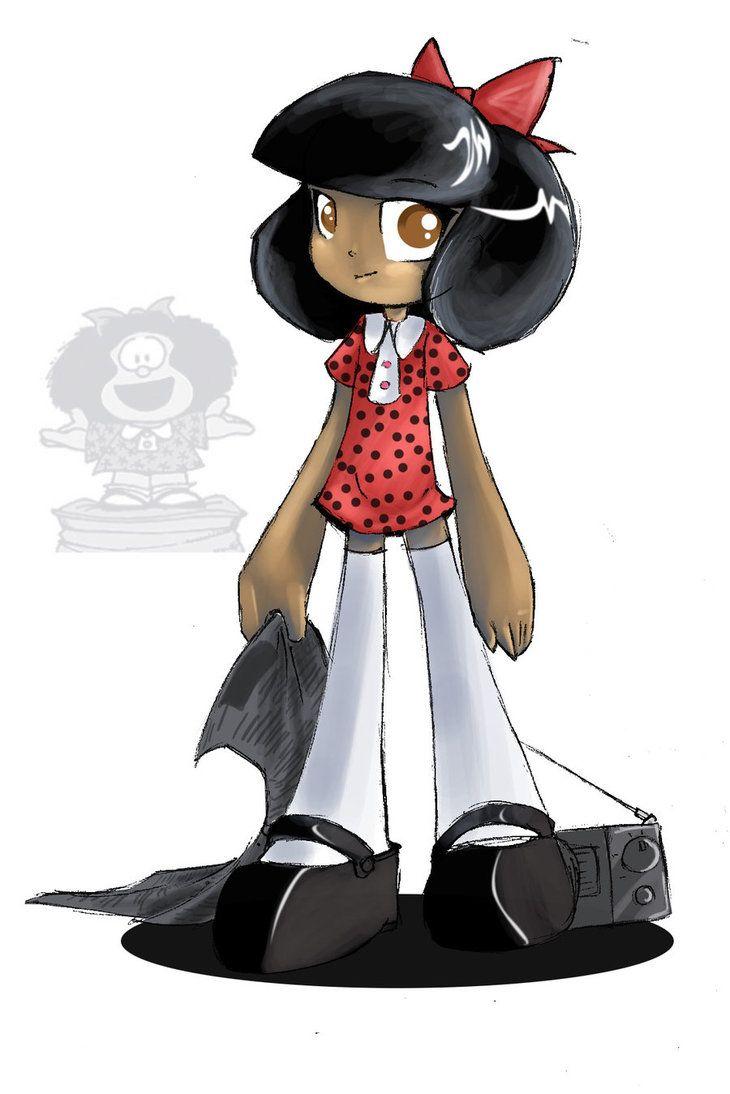mafalda by ~knez-iole on deviantART