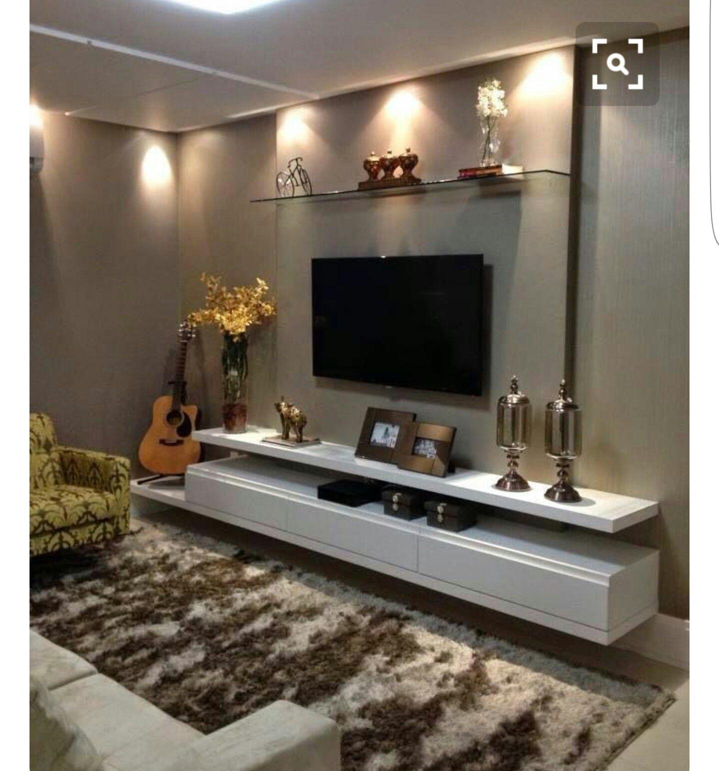 Pin de Nur Ceylan en tv stand home | Pinterest | Sala de estar ...
