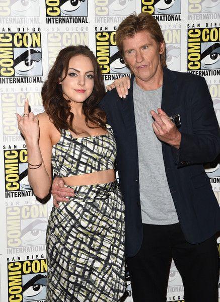 FX's 'Sex&Drugs&Rock&Roll' Press Line at Comic-Con International 2015