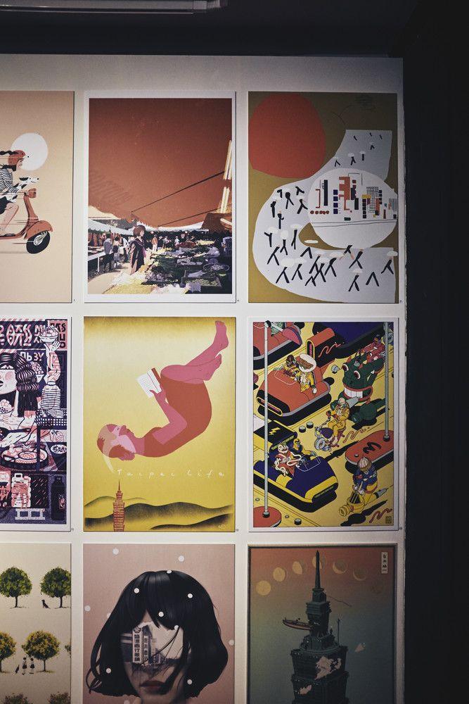 Faire la part belle  à l'éclectisme des pratiques du design graphique, c'est la volonté affichée par le Graphic Design Festival Paris, dont les...