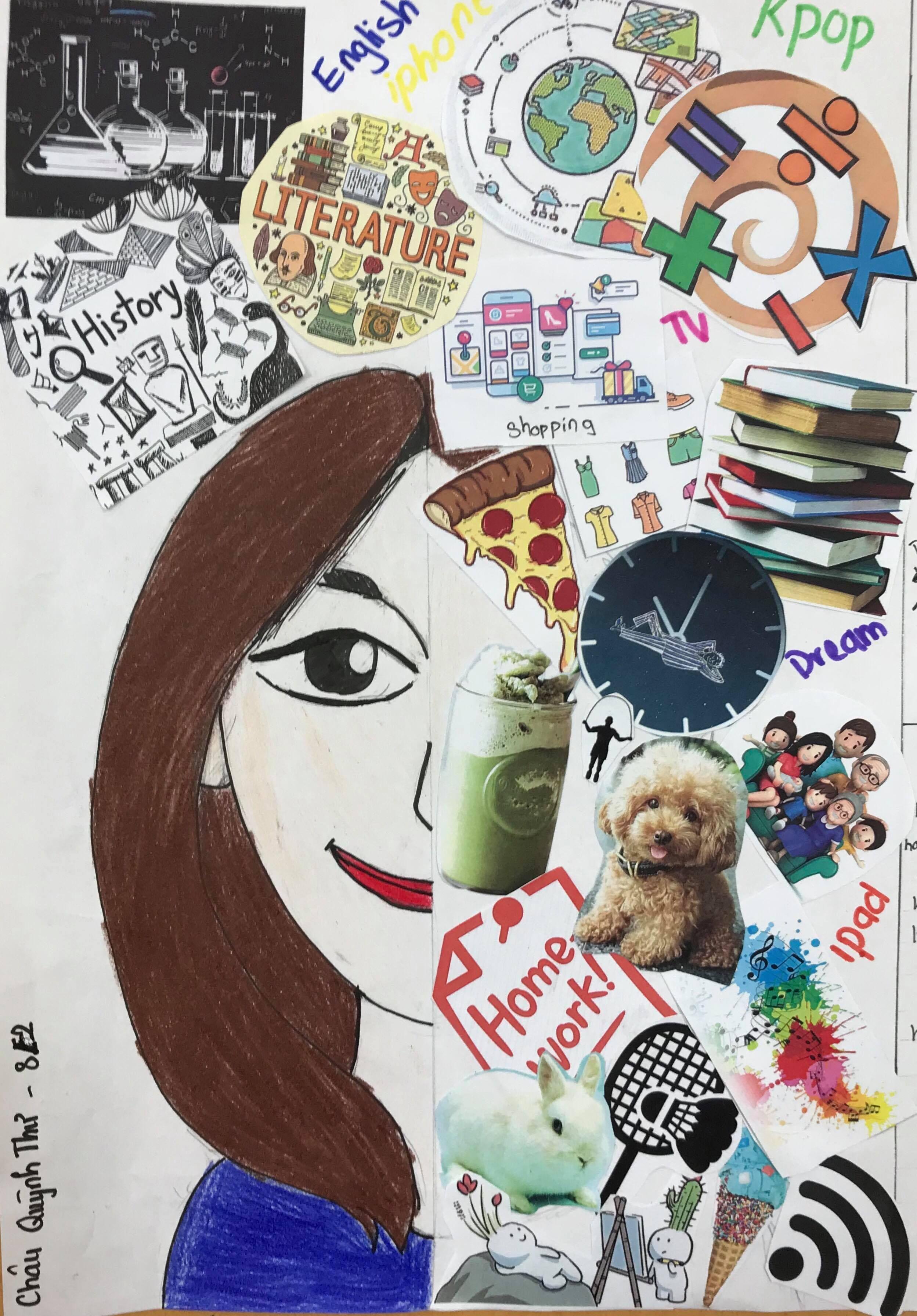 Self Portrait Ideas For Esl Students