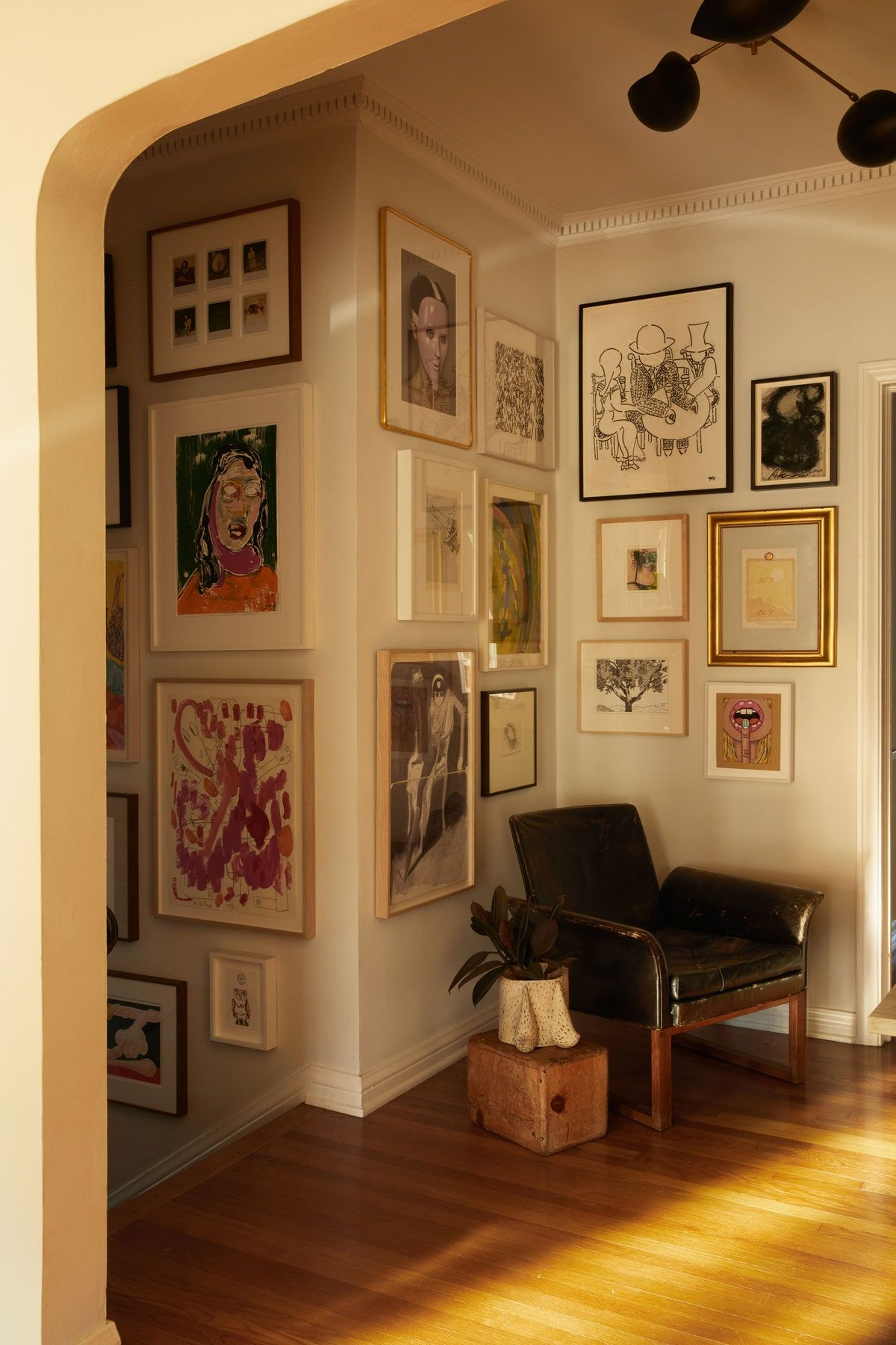 More Inside the Light-Filled Los Feliz Home of Two Art-World Wonders