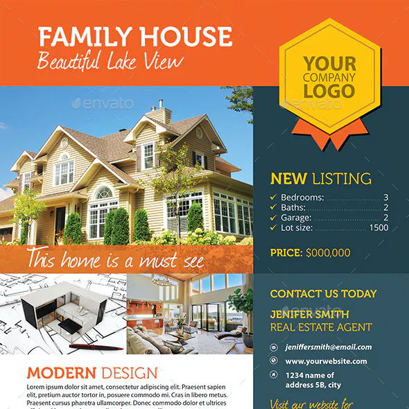 Real Estate Flyer Real Estate Flyers Real Estate Real Estate Icons