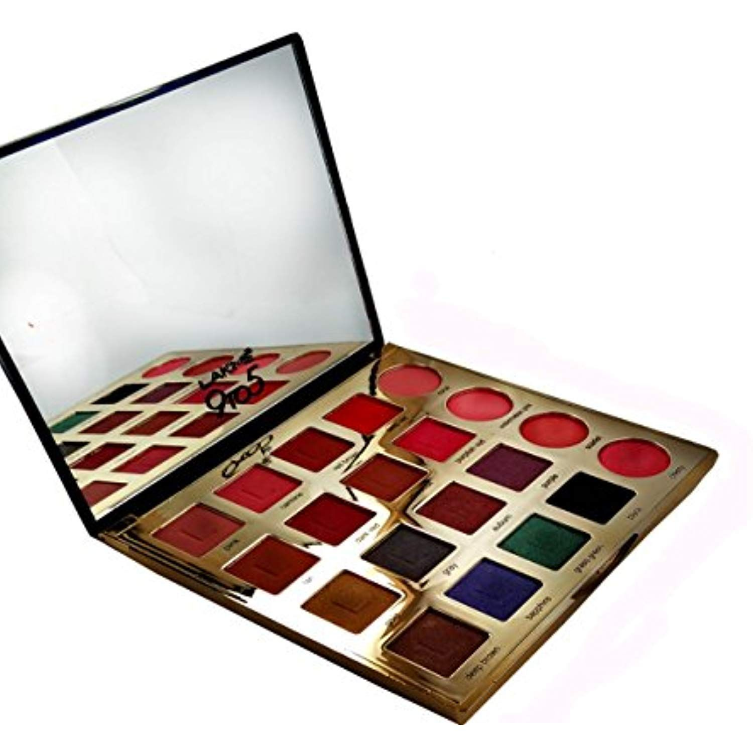 Lakme dazzling,makeup kit with eyeshadows with real