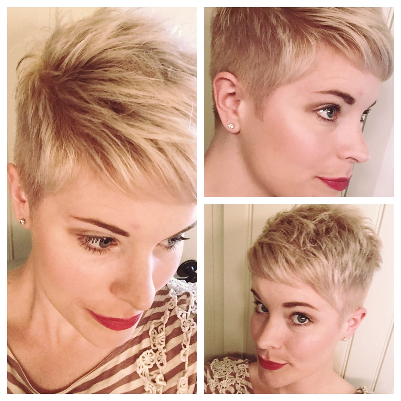 Best Pixie Undercut Ever!