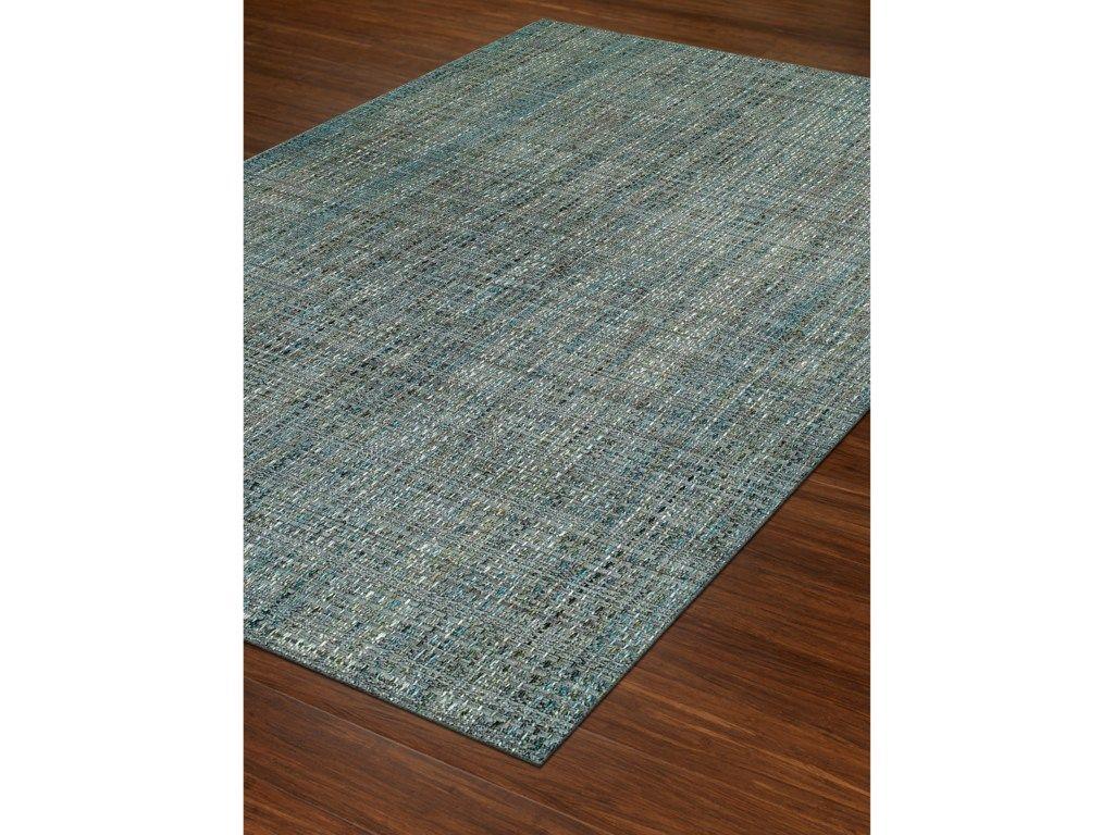 Nepal Grey 9' x 13' Rug by Dalyn Rugs, Room, Decor