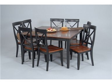 Shop For Ligo Products Butterfly Leaf Table 452202 And Other Dining Room Tables