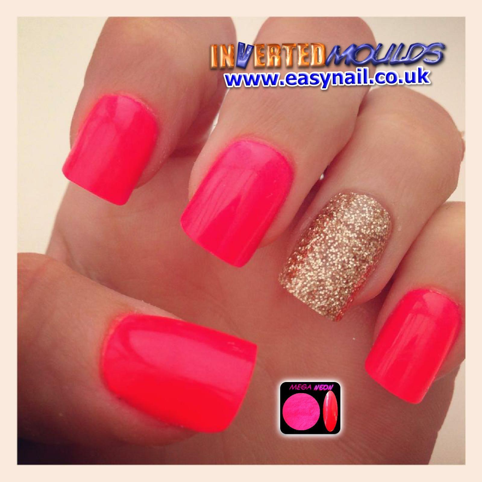 super cute party nails | nails | Pinterest | Nagellack-Kunst ...