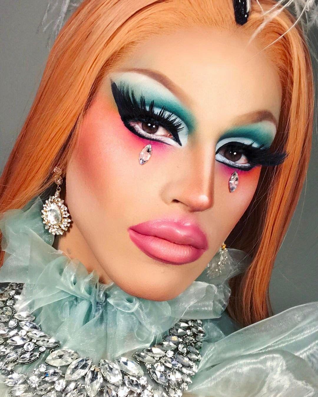 2018 年の image result for aquaria drag queen cosmo aqua