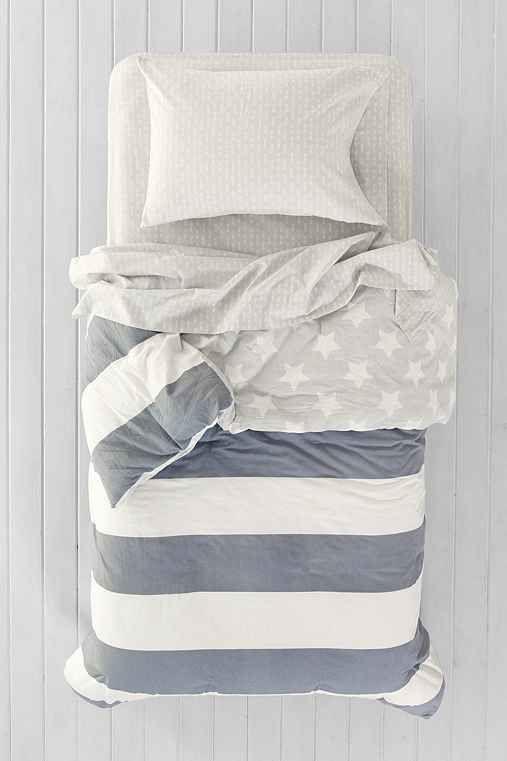 4040 Locust American Flag Comforter Snooze Set Kids