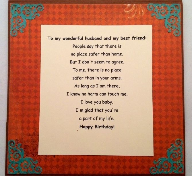 Love Letter Fiance Regarding Happy Birthday Husband Letters
