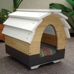 Casitas for all types and sizes of dogs.