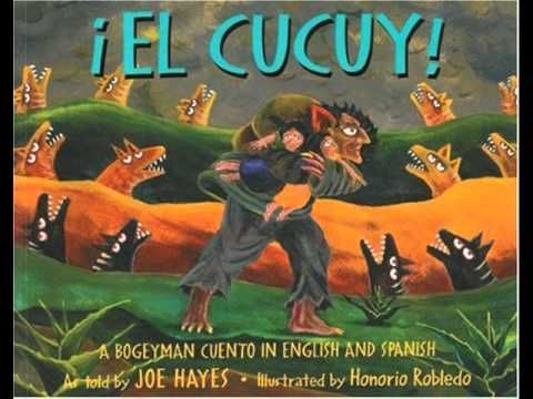 Joe Hayes Narrates   El Cucuy!