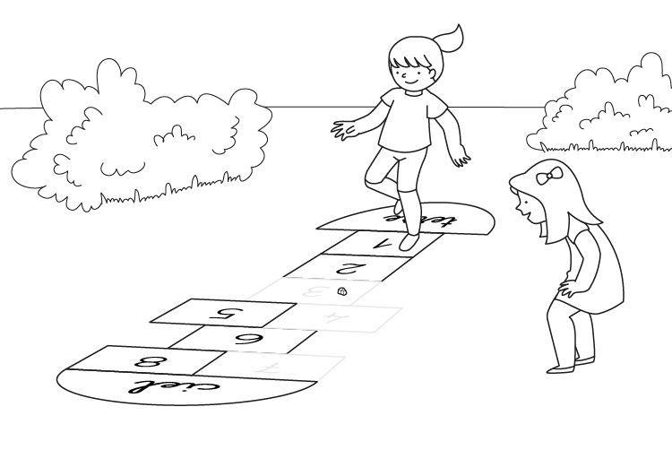 Juegos Dibujos Para Colorear Infantiles | Dibujos para pintar ...