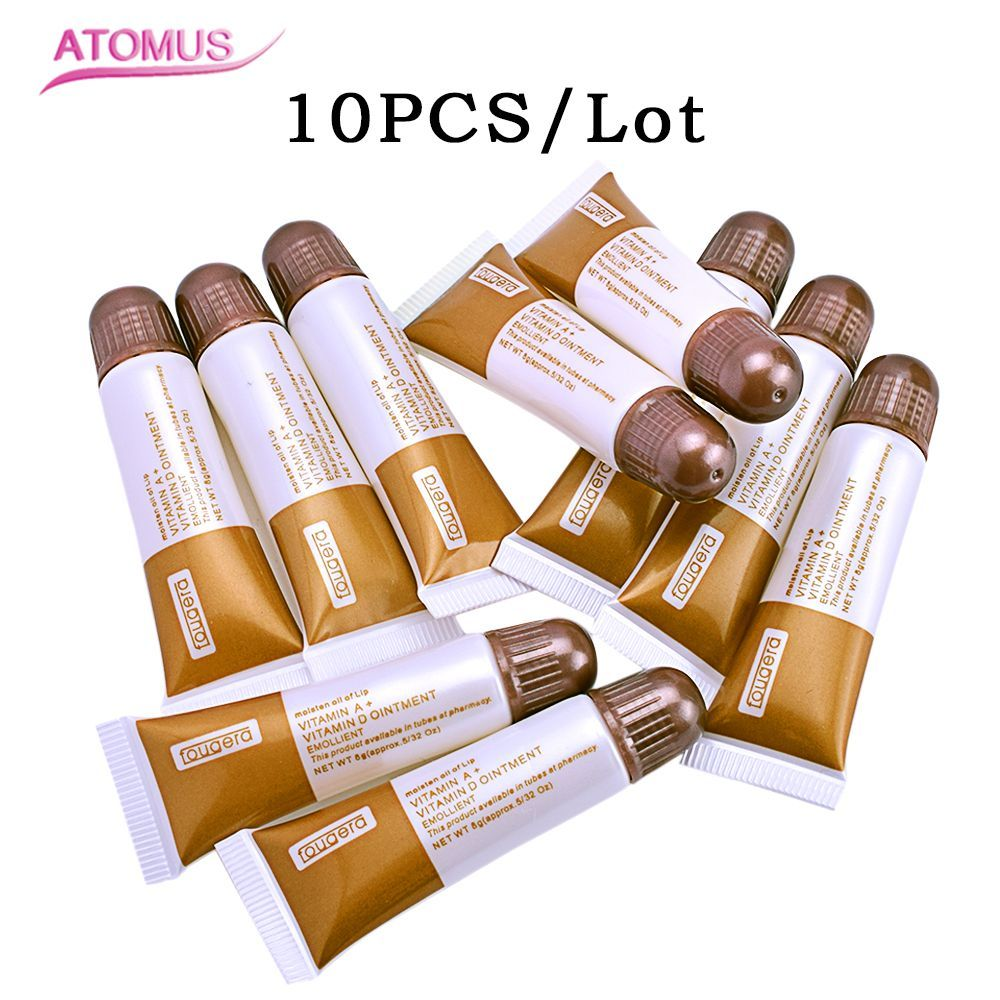 10pcs/pack A+D Vitamin Ointment Tattoo Aftercare Cream