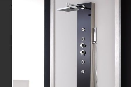 Columnas de ducha (con imágenes) | Columna ducha, Duchas ...