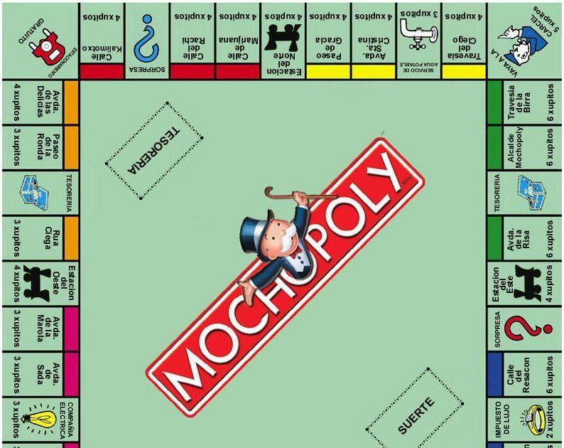 Este Juego No Necesita Explicación Es Lo Mismo Que El Clásico Monopoly Descarga E Imprime Las Imagenes P Juegos De Monopoly Juegos Para Tomar Monopolio Juego