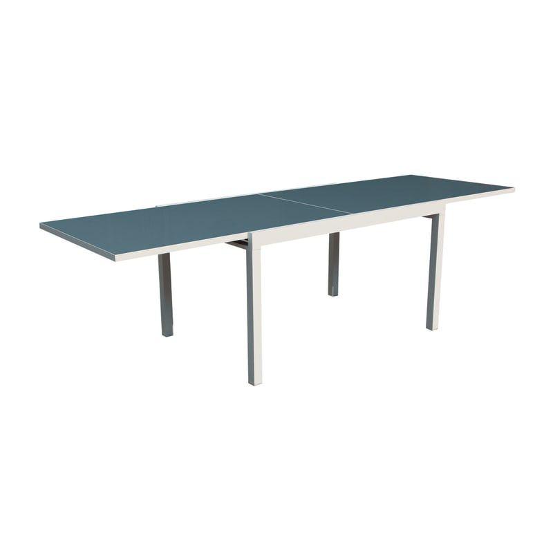 Tavolo Giardino Alluminio Allungabile.Tavolo Da Giardino Allungabile Rettangolare Tokyo In Alluminio L