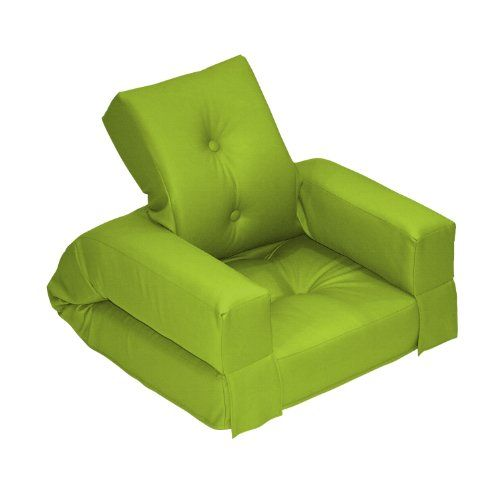 Fresh Futon Hippo Jr Convertible Chair Bed Lime Mattress Listing Price