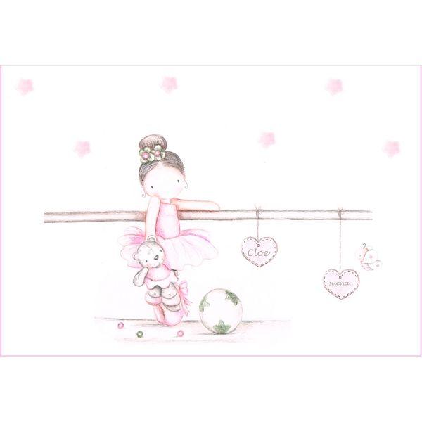 Decoraci n infantil il mondo di alex papel mural efecto for Dibujos infantiles pintados