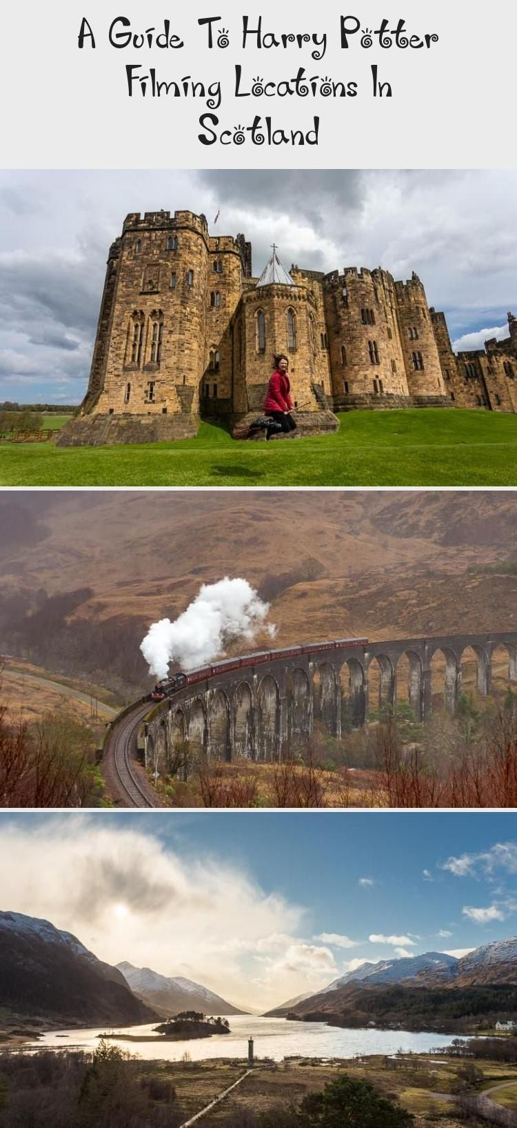 A Guide To Harry Potter Filming Locations In Scotland In 2020 With Images Harry Potter Filming Locations Filming Locations Movie Locations