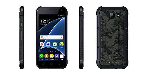 Black Friday Aokvic S6 Shockproof Dustproof Sim Free Smartphone
