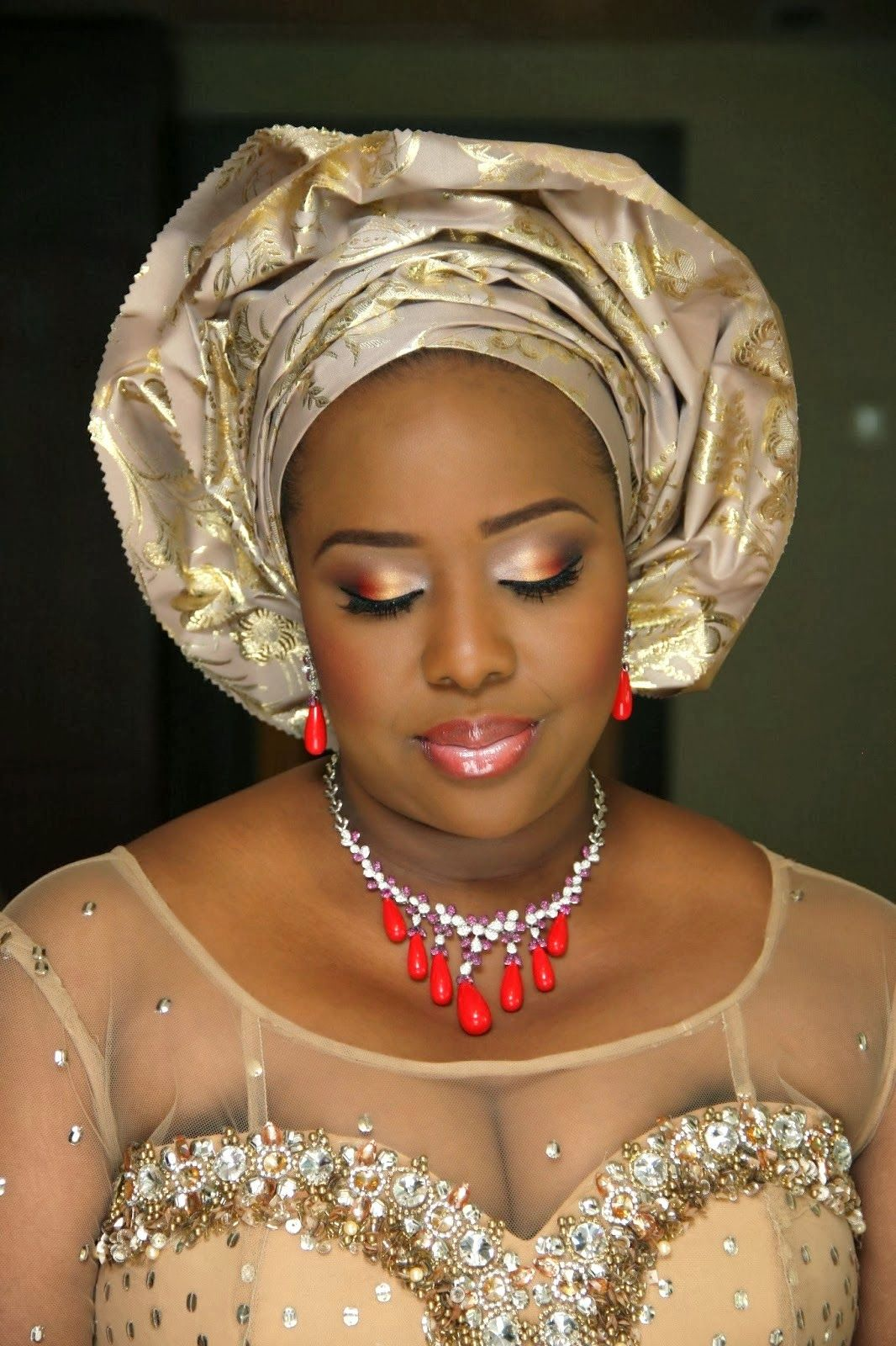 Traditional Bride Makeover : Welcome to Our Traditional Wedding: Makeover: BM Pro ...