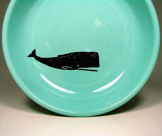 whale bowl...nice