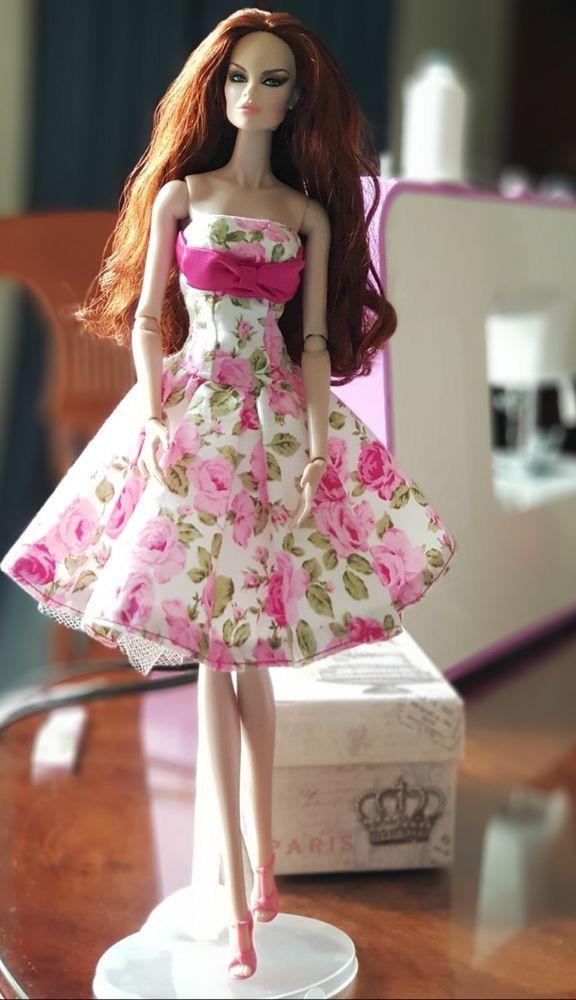 Ropa muñecas:realeza de la moda, momoko, Poppy Parker, Barbie ...