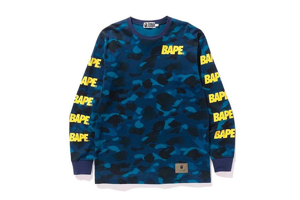 BAPE Drops a Fresh New