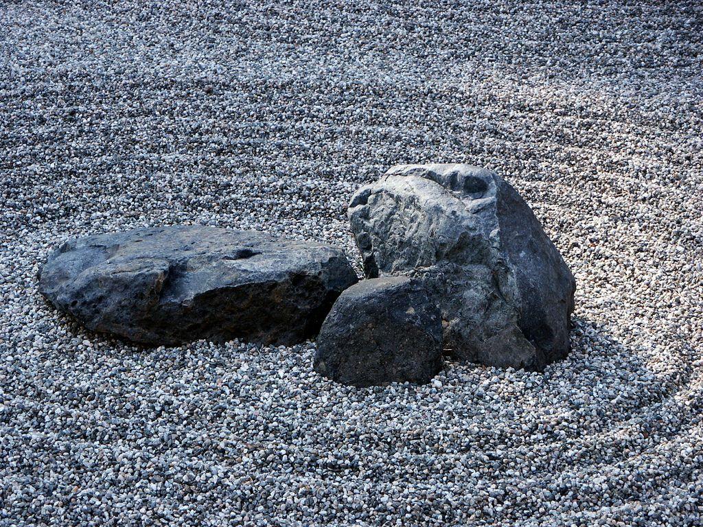 Huntington Library Japanese Rock Garden Japanese rock garden