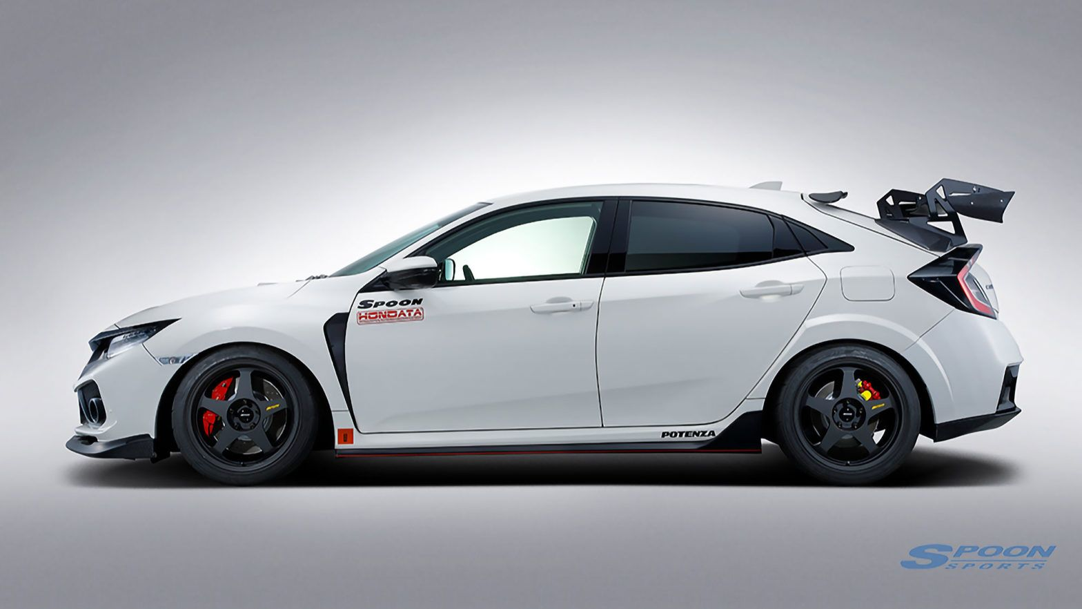Spoon Sports Is Now Offering Fk8 Honda Civic The Complete Suite Of Upgrades Shouts Honda Civic Honda Civic Sport Honda Civic Type R