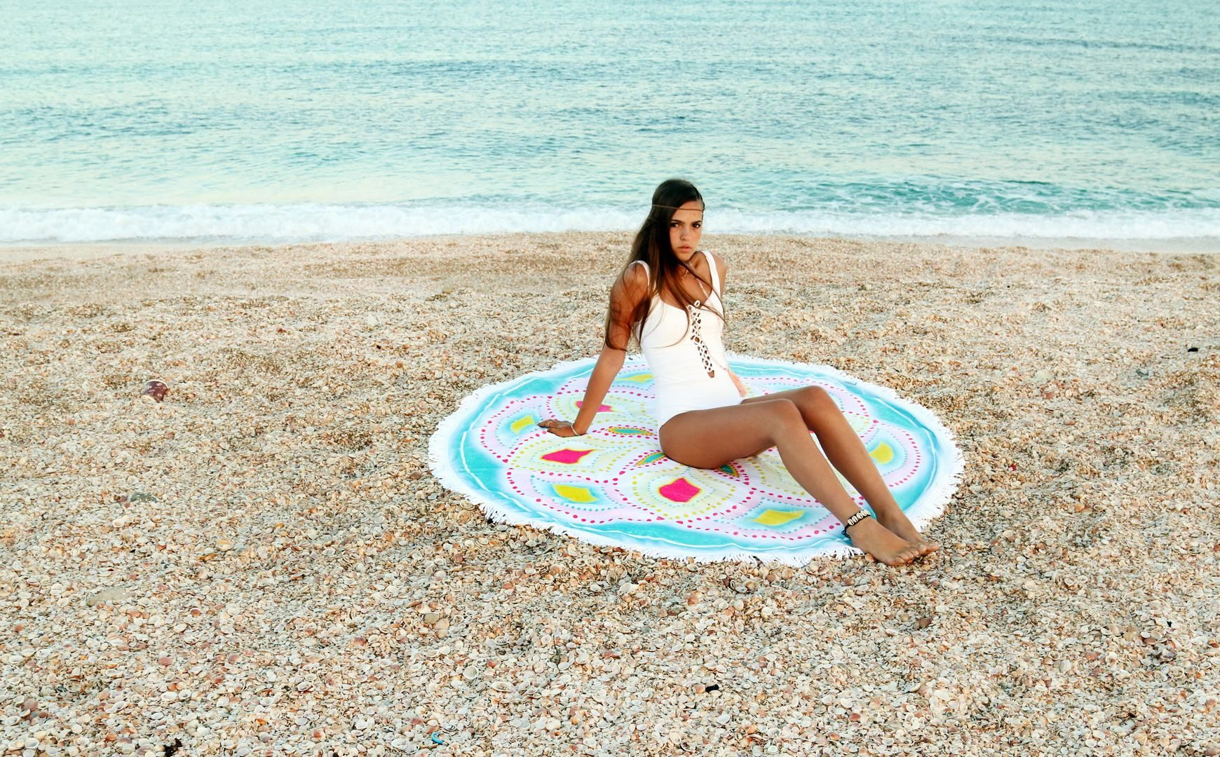Summer 2016 , Beach towel collection by @MandalaLifeART  Want perfect beach photos for you insta feed , grab  one of our gorgeous creations
