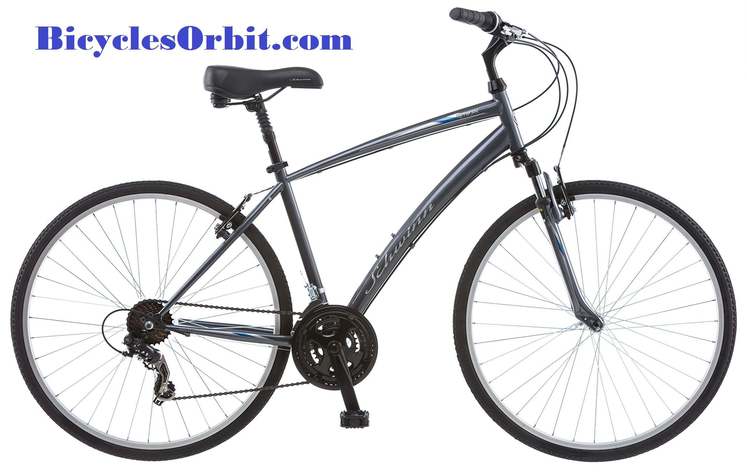 Schwinn Discover Men S Hybrid Bike Review Of 2018 Hybrid Bike Commuter Bike Hybrid Bicycle