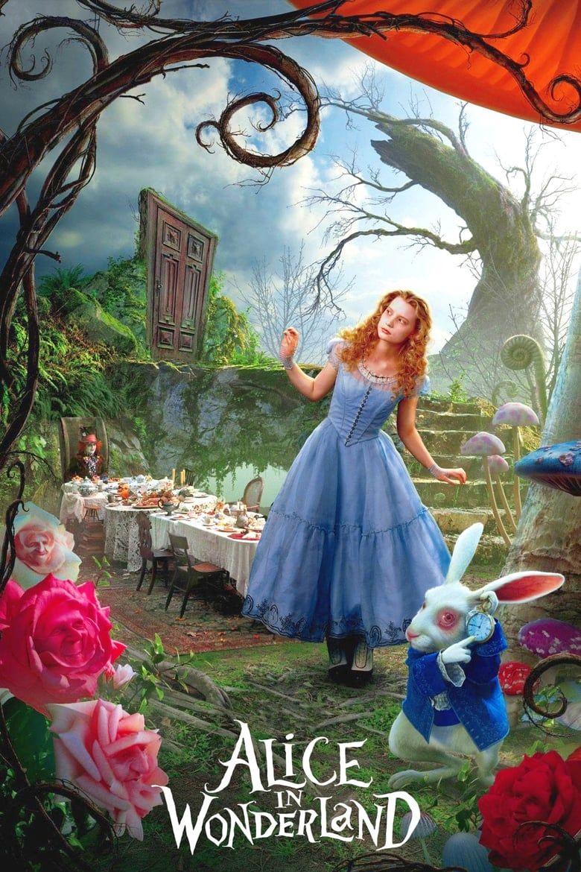 Alice Nos Pais Das Maravilhas Filme Online descargar^» alice in wonderland [2010] pelicula online