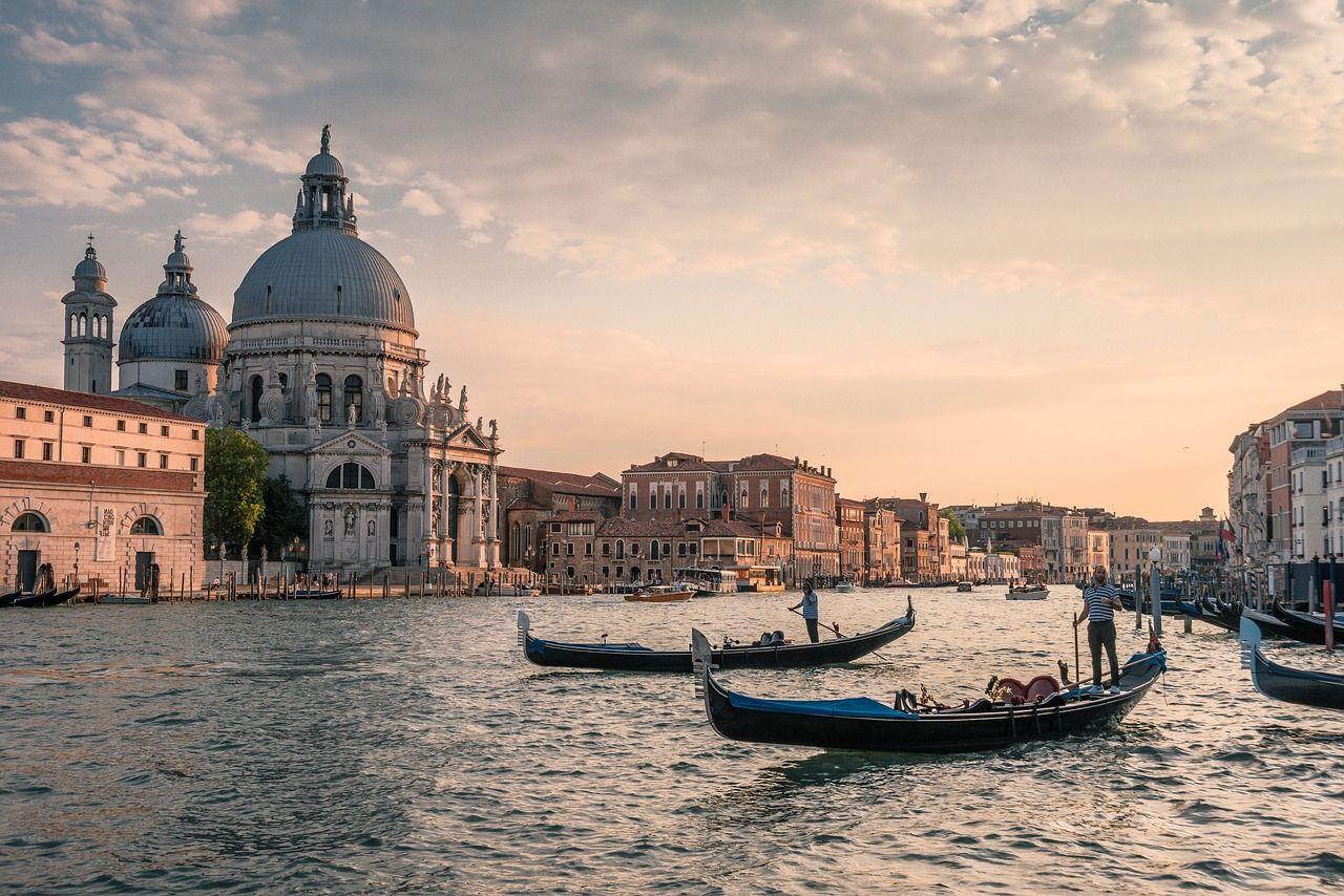 Бесплатные фото на Pixabay - Канал, Венеция, Гондолы ...