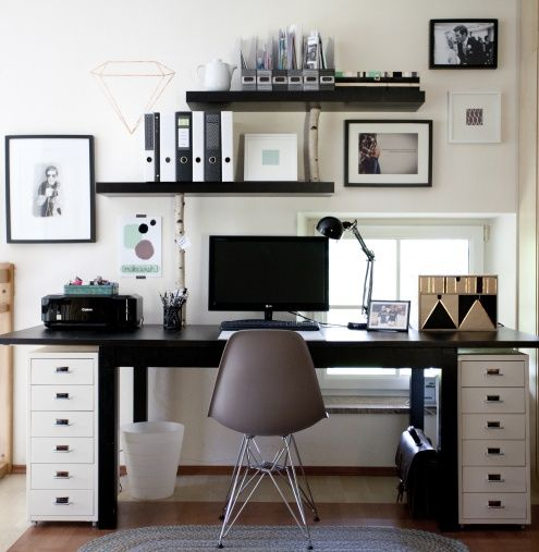 mein neuer arbeitsbereich tags arbeitsbereich eames. Black Bedroom Furniture Sets. Home Design Ideas