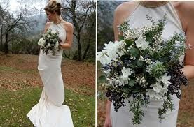winter wedding green - Google Search