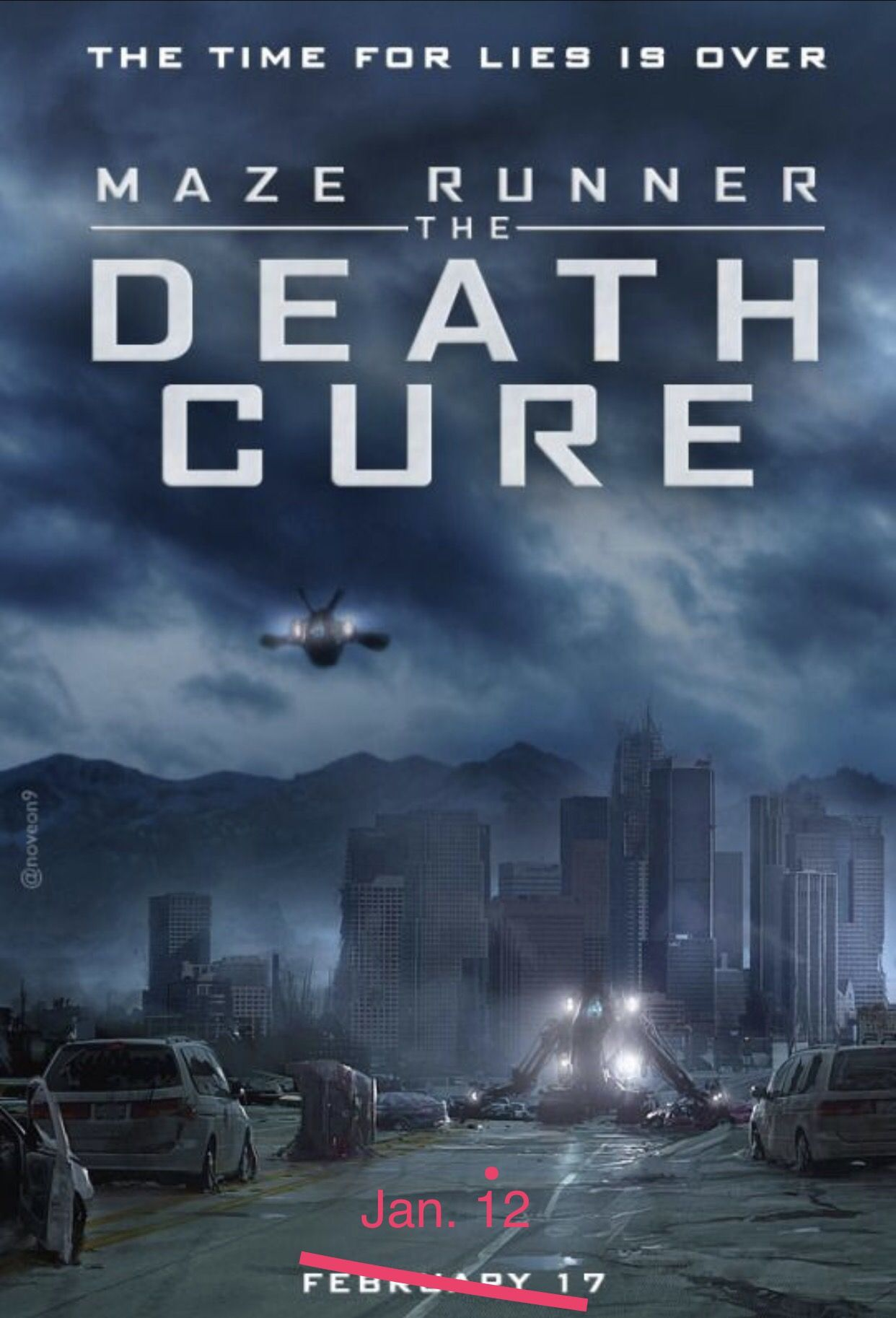 Maze Runner The Death Cure Stream