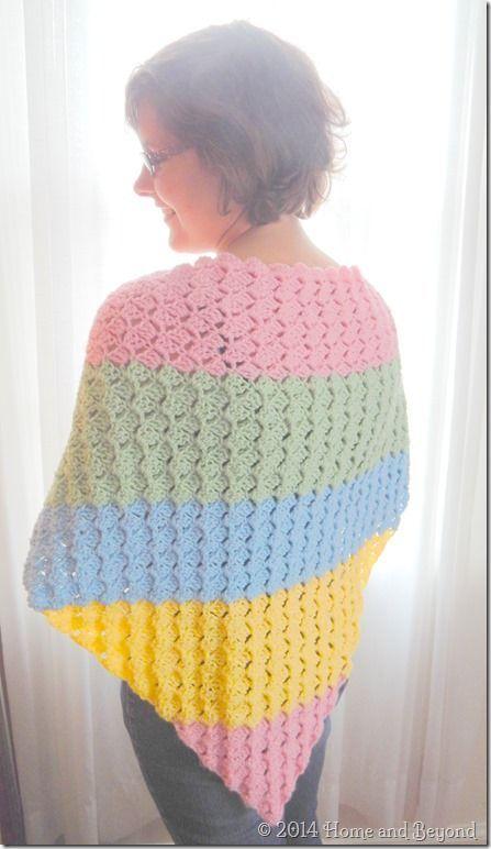 The Prettiest Prayer Shawls to Crochet – free patterns ...