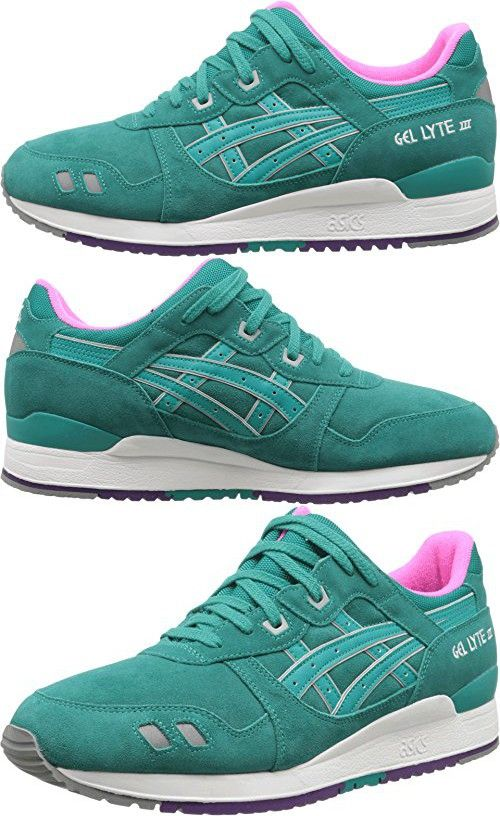 timeless design 04001 d7d2a Onitsuka Tiger by Asics Unisex Gel-Lyte? III Tropical Green ...