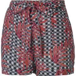 Photo of Firefly women's shorts Elisabeth, size 40 in red / black / white, size 40 in red / black / white Firefly