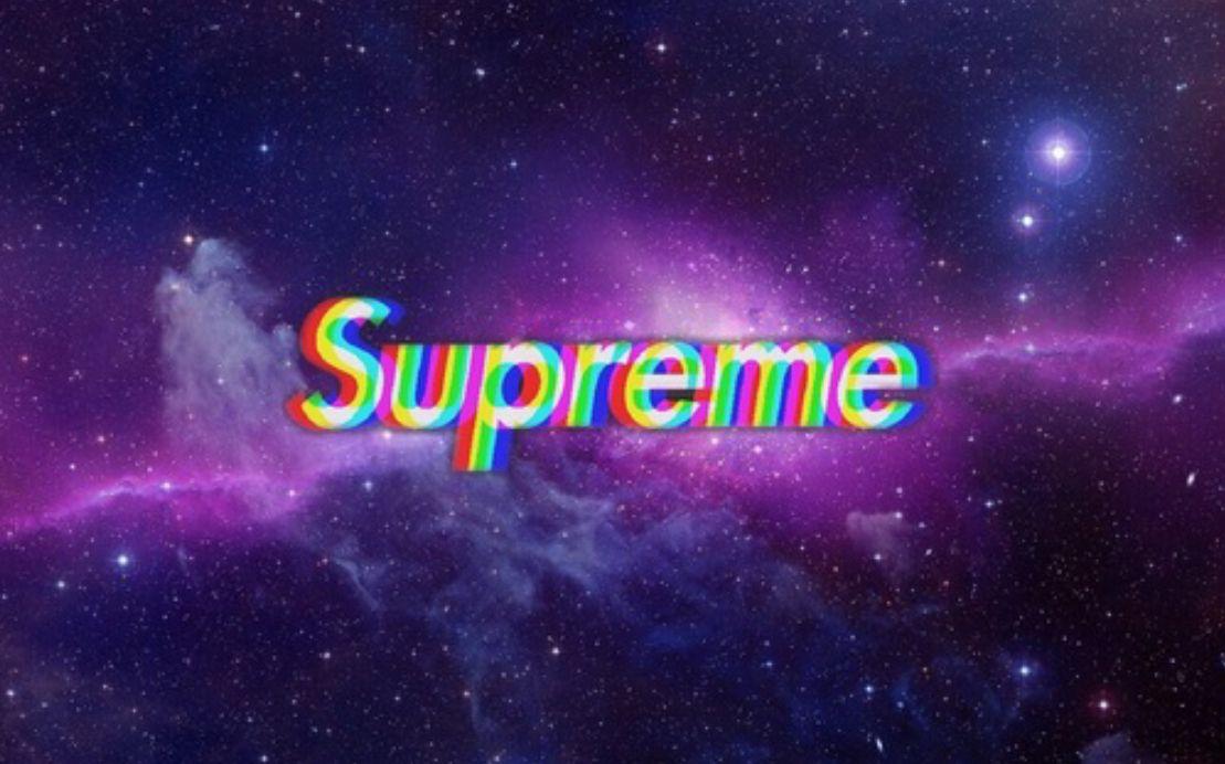 G A L A C T I C Supreme Wallpaper Supreme Logo Supreme Iphone Wallpaper