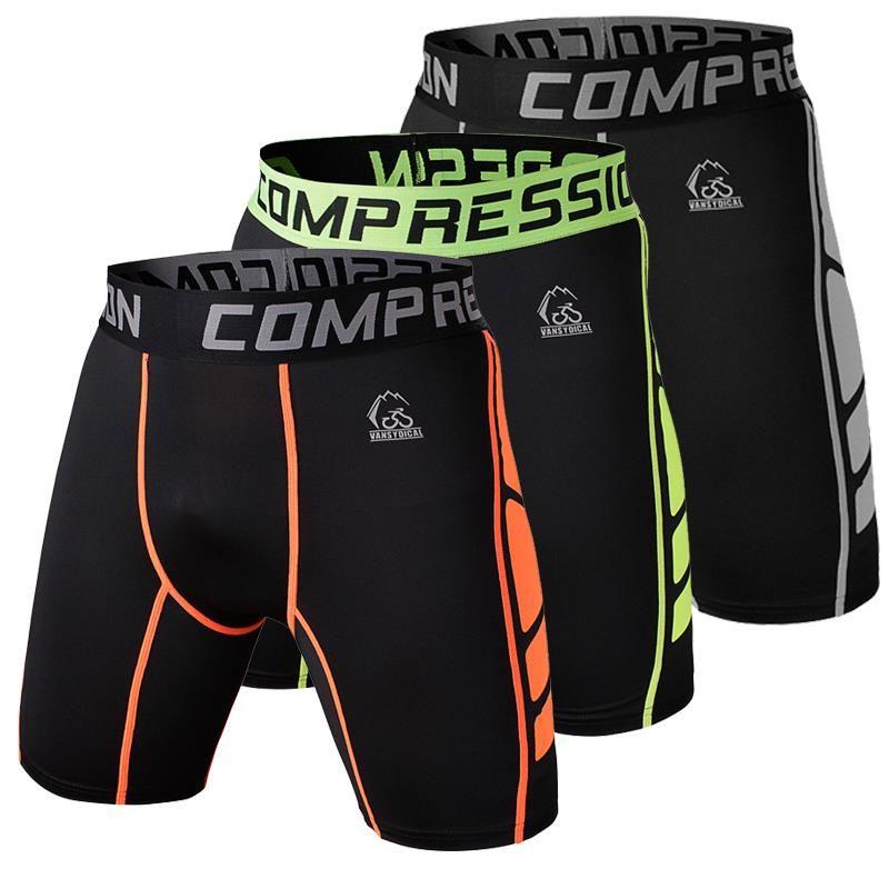 Mens Compression Shorts Tights Base Layer Sports Running Outdoor Soccer  Basketball Football Tights Men Summer Sports Gym Shorts 6d5e0d4e22367