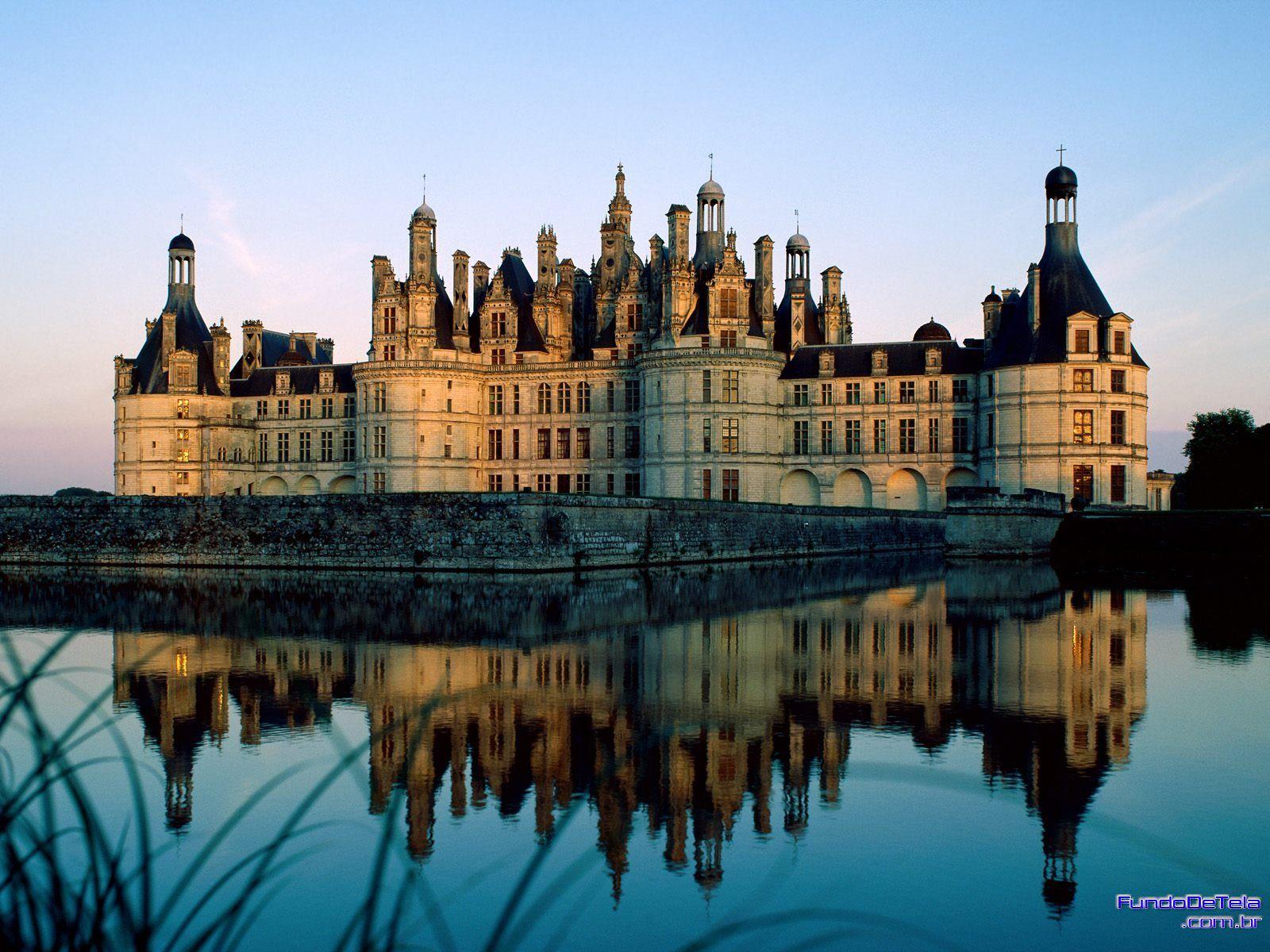 O Real Château de Chambord