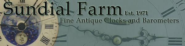 Exhibitor: Sundial NYC | Specialty: Fine antique clocks.