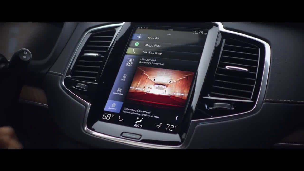 Volvo Xc90 Commercial >> Volvo Xc90 Aria Ad Commercial On Tv 2018 Video Volvo Xc90 Aria Tv